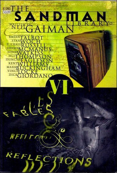 Sandman 6-E by Vertigo