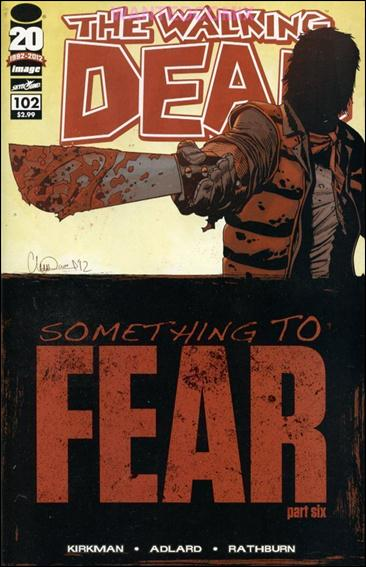 Walking Dead (2003) 102-A by Skybound Entertainment
