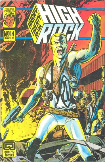 2000 A.D. Presents (UK) 14-A by Quality Comics