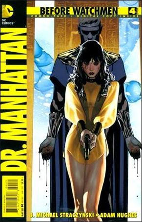 Before Watchmen: Dr. Manhattan 4-B