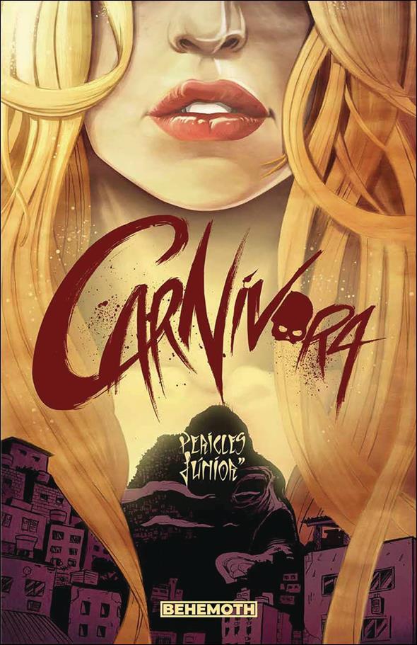 Carnivora nn-A by Behemoth Comics