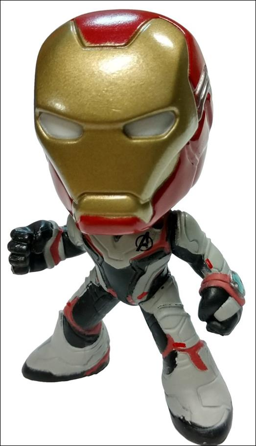 Avengers Endgame Mystery Minis Iron Man (Hot Topic Exclusive) by Funko
