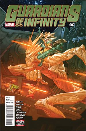 Guardians of Infinity 7-A