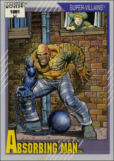 Marvel Universe: Series 2 (Base Set) 74-A by Impel