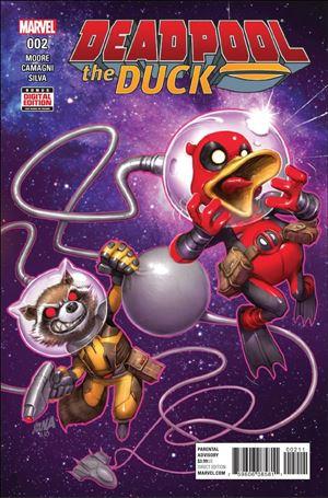 Deadpool the Duck 2-A