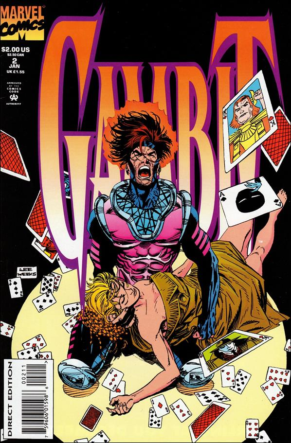 Gambit (1993) 2-A by Marvel