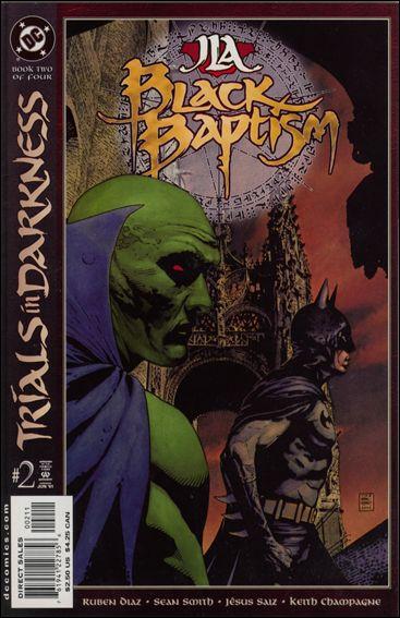JLA: Black Baptism 2-A by DC