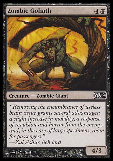 Magic the Gathering: 2012 Core Set (Base Set)119-A by Wizards of the Coast