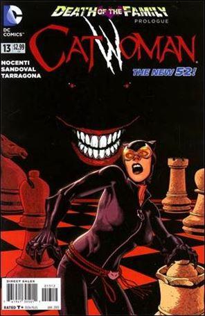 Catwoman (2011) 13-C