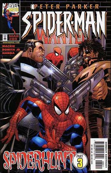 Spider-Man 89-A by Marvel