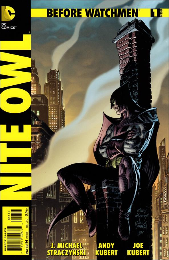 Before Watchmen: Nite Owl 1-A by DC