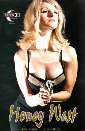 Honey West (2010) 1-C by Moonstone
