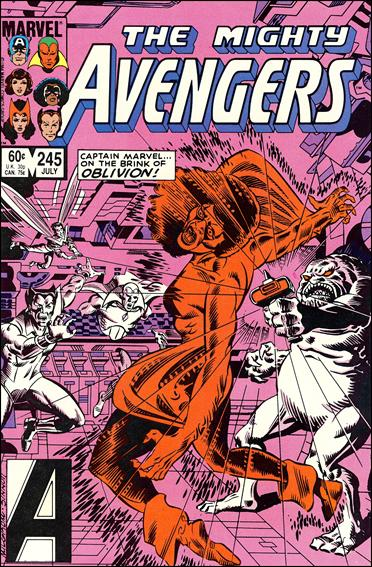 Avengers (1963) 245-A by Marvel