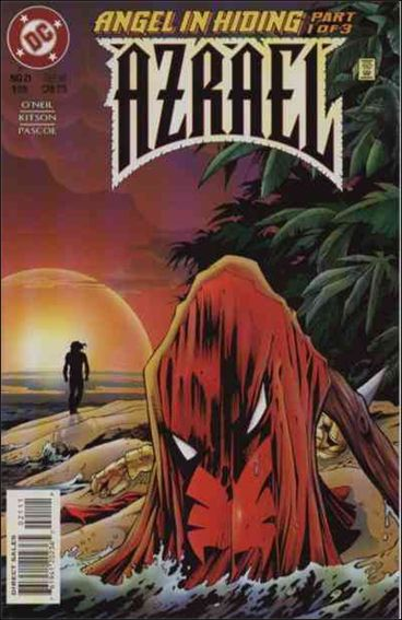 Azrael (1995) 21-A by DC