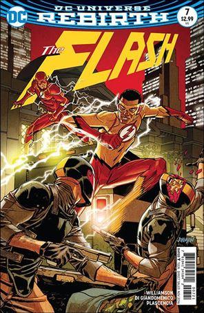 Flash (2016) 7-B