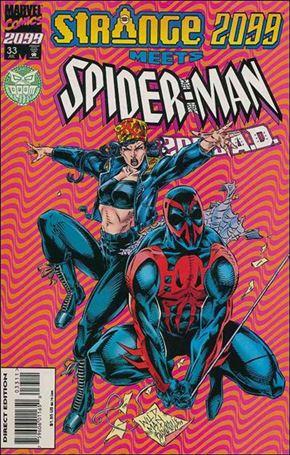 Spider-Man 2099 (1992) 33-A