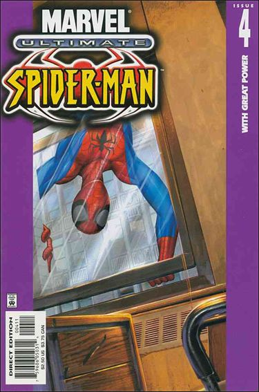 Ultimate Spider-Man (2000) 4-A by Marvel
