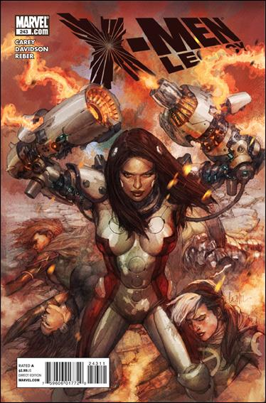 X-Men Legacy (2008) 243-A by Marvel