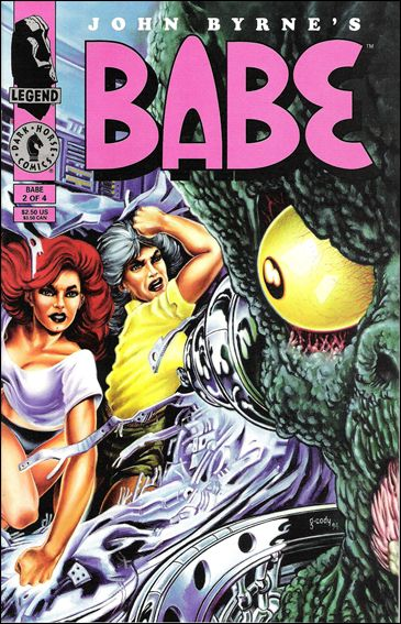 Babe 2-A by Dark Horse