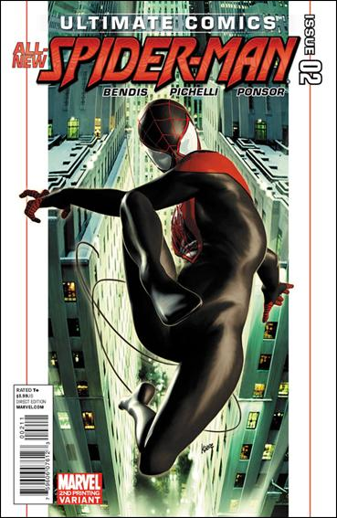 Ultimate Comics Spider-Man 2-B by Marvel