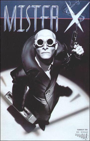Mister X (1989) 10-A by Vortex Comics