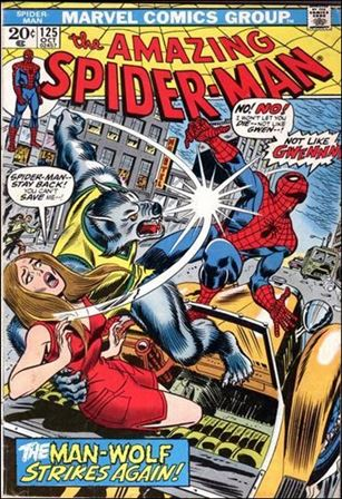 Amazing Spider-Man (1963) 125-A