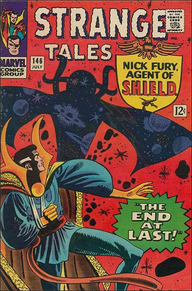 Strange Tales (1951) 146-A by Marvel