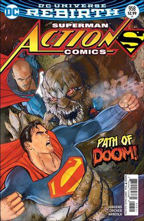 Action Comics (1938) 958-A