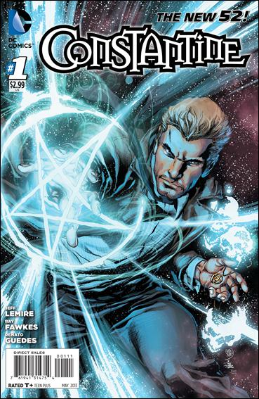 Constantine 1-A by DC