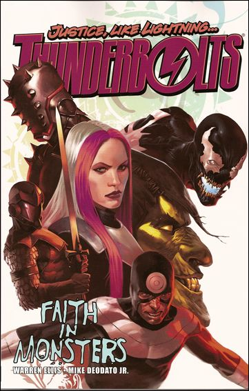 Thunderbolts by Warren Ellis 1-A by Marvel