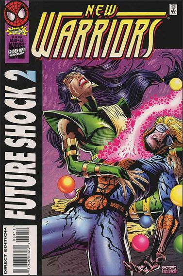 New Warriors (1990) 69-A by Marvel
