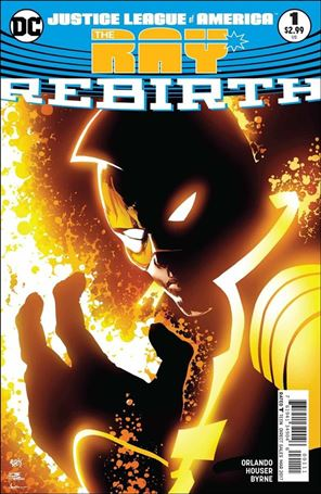 Justice League of America: The Ray - Rebirth 1-A