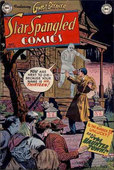 Star Spangled Comics (1941) 130-A by DC