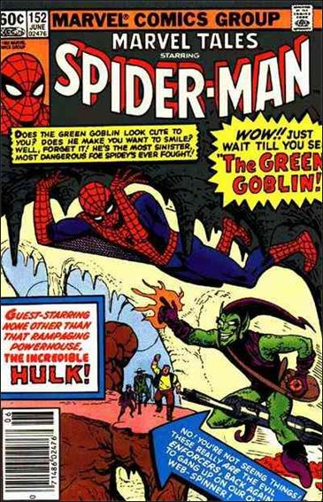Marvel Tales (1966) 152-A by Marvel