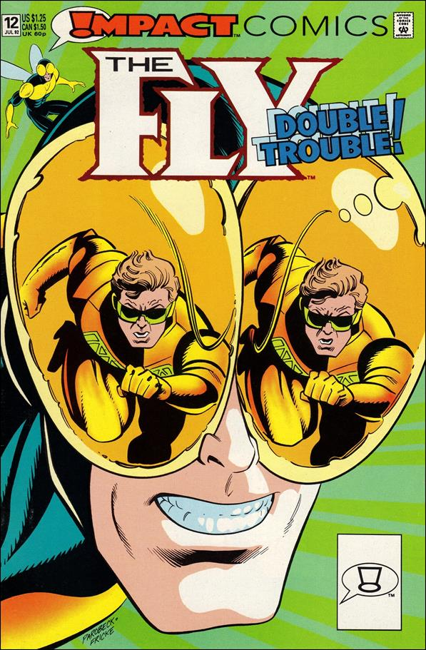 Fly (1991) 12-A by Impact Comics