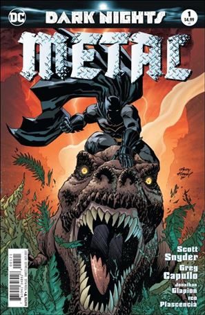 Dark Nights: Metal 1-B