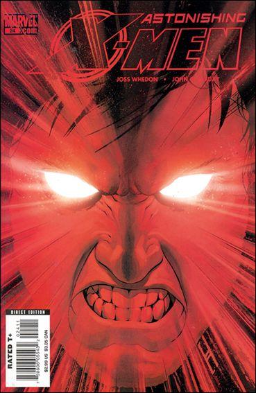 Astonishing X-Men (2004) 24-A by Marvel