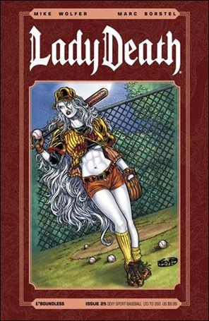 Lady Death (2010) 25-H