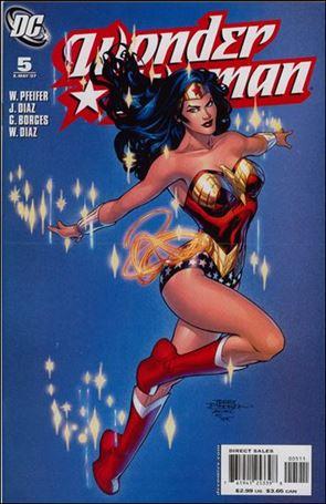 Wonder Woman (2006) 5-A