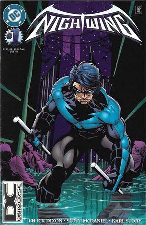 Nightwing (1996) 1-B