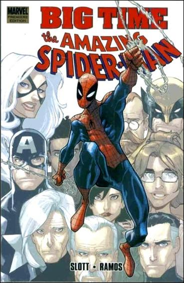 Amazing Spider-Man: Big Time 1-A by Marvel