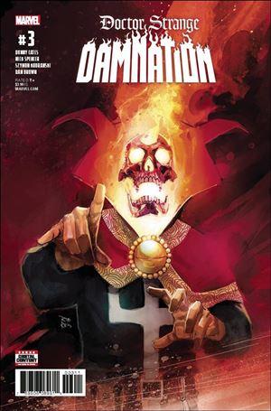Doctor Strange: Damnation 3-A