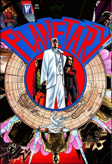 Planetary 27-A by WildStorm