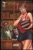 Grimm Fairy Tales Presents The Library 4-B