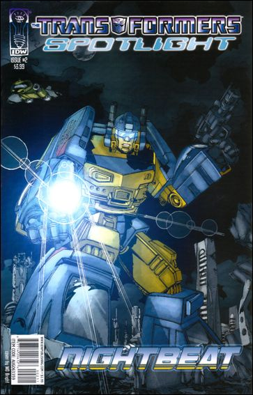 Transformers Spotlight 2-A by IDW