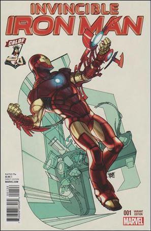 Invincible Iron Man (2015)  1-Z