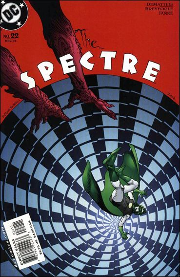 Spectre (2001) 22-A by DC