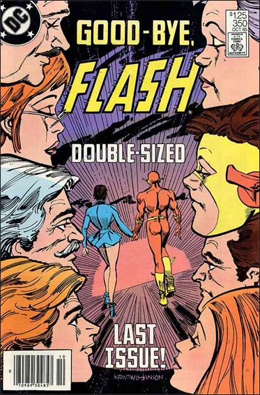 Flash (1959) 350-A by DC