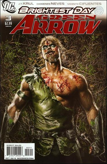 Green Arrow (2010/08) 3-A by DC