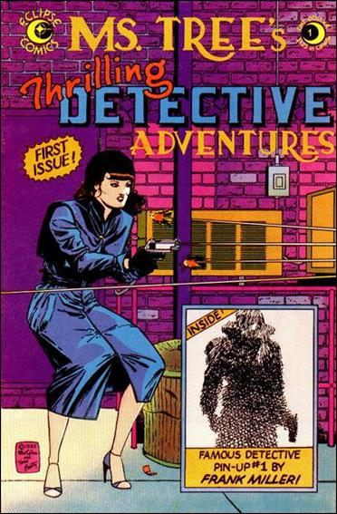 Ms. Tree's Thrilling Detective Adventures 1-A by Eclipse